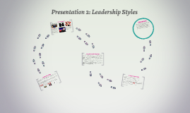 Presentation 2: Leadership Styles