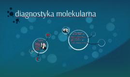 diagnostyka molekularna
