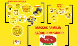 Copy of TCC Massas Família - Saúde com Sabor