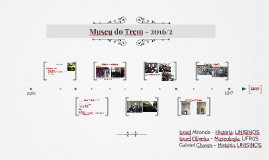 Museu do Trem - 2016/2