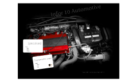 Copy of Infor 10 Automotive