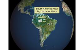 South America Prezi