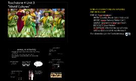 Touchstone 4 Unit 3: World Cultures