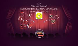 Copy of SELAMAT DATANG KSR UIN JOGJA