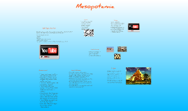 Copy of Copy of Mesopotamia