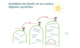 Copy of Usabilidad y Accesibilidad en los medios digitales en España.