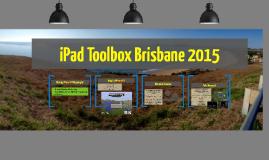 iPad Toolbox 2015