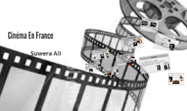 Cinéma En France.
