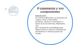 E-commerce y sus componentes