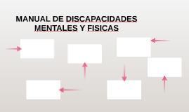 MANUAL DE DISCAPACIDADES