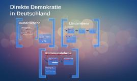 Direkte Demokratie in Deutschland