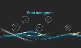Copy of Event managment