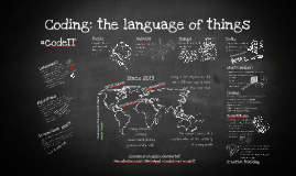 Coding - Language of things
