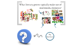 Copy of CCSS.ELA-Literacy.RL.5.7 Multimedia Elements of Literary Genres
