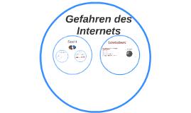 Gefahren des Internets
