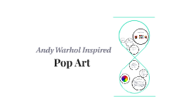 Pop Art Triptych
