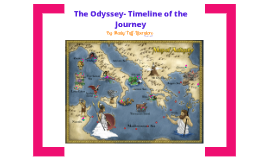 Odyssey- Timeline Through the Journey by Mady Liberatore on Prezi