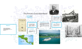 The Panama Canal Storybook
