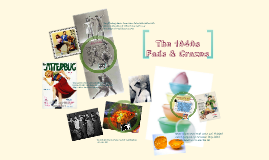 Copy of 1940s Fads and Crazes