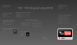 The Teleological Argument
