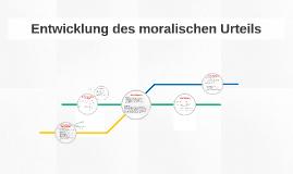 Entwicklung des moralischen Urteils