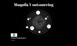 MAQUILA Y OUTSOURCING