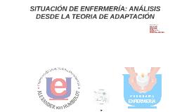 Copy of Copy of Copy of SITUACION DE ENFERMERIA CON DIAGNOSTICO MEDICO DE HEPATITIS