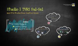 Studio 1 TVRI Sulawesi Selatan