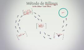 Introdução ao método de Billings
