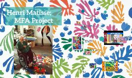 Henri Matisse;