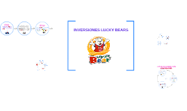 INVERSIONESS LUCKY BEARS