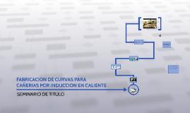 FABRICACION DE CURVAS PARA CAÑERIA POR INDUCCION EN CALIENTE