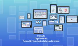 Sustentación Proyecto Digital Reader