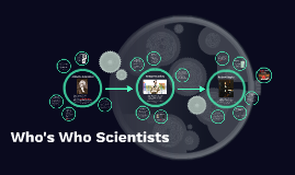 Who's Who Scientists
