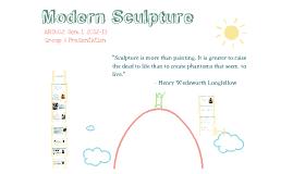 Copy of Modern Sculpture