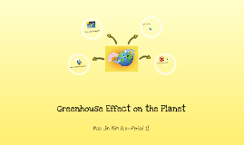 Greenhouse Effect/Global Warming (Final Project)