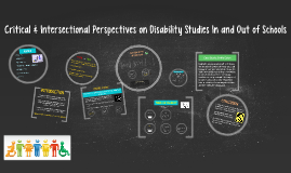Critical & Intersectional Perspectives on Disability Studies
