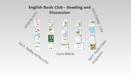 English Book Club – Reading and Discussion