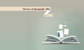Themes of Bernarda Alba