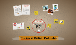 Trociuk v. british columbia