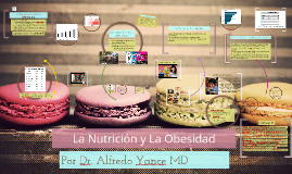Copy of La Nutricion y La Obesidad