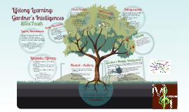 Foundations: Gardner Intelligences