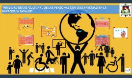 REALIDAD SOCIO-CULTURAL DE LAS PERSONAS CON DISCAPACIDAD EN