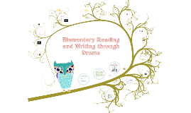Elementary Reading and Writing through Drama