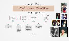 My Personal Presentation