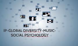 MUSIC- GLOBAL DIVERSITY-