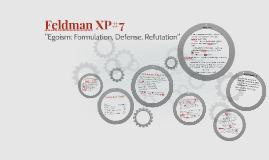 Feldman XP#7