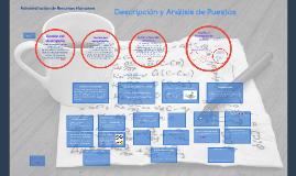 Copy of Descripción y Análisis de Puestos