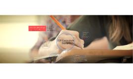 ESP Curriculum Design