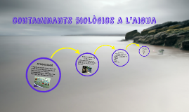 contaminants biològics a l'aigua